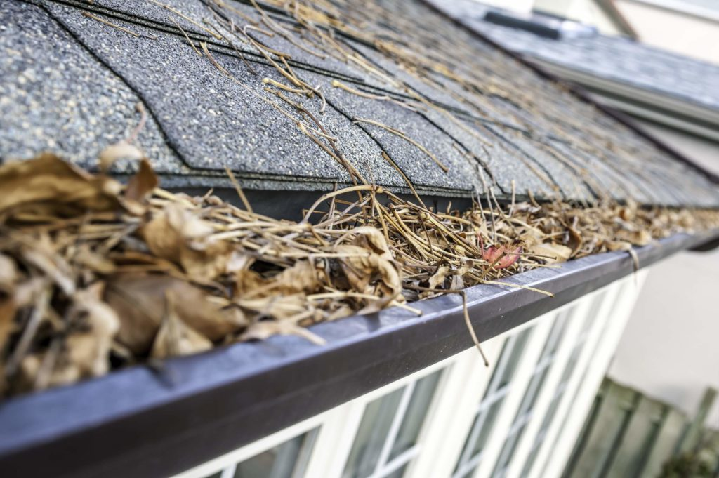 Gutter Cleaning Wenatchee WA
