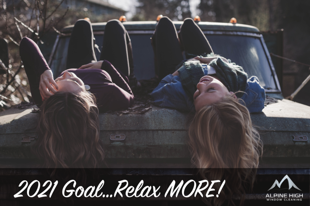 Relax More 2021